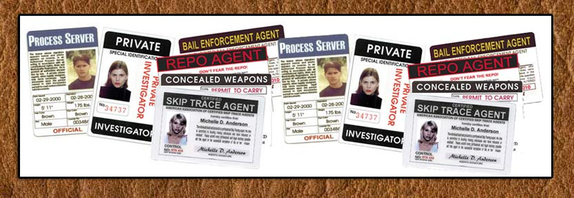 professional badges and id