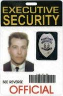 ID KITS - Security badge template