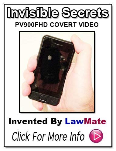 PV900FHD Invisible Secrets DVR/ Covert Video Camera