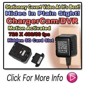 LawMate Adapter/DVR Covert Video