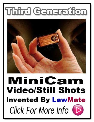 MiniCam From LawMate