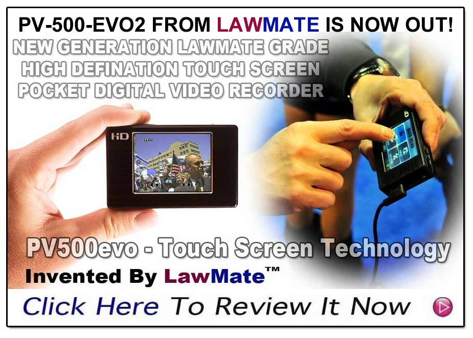 PV-500-EVO2 FROM LAWMATE IS NOW OUT!  www.pimall.com/nais