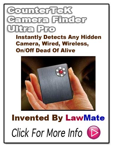 LawMate Hidden Camera Finder