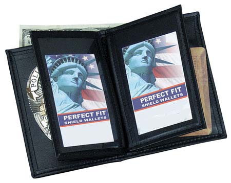 Badge Wallets With Id Windows