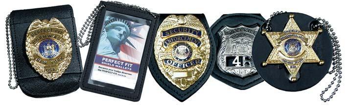 Bodyguard Badges