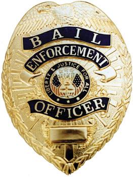 Bail Enforcement Badges