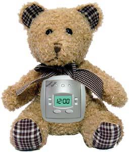 Wireless Teddy Bear Camera