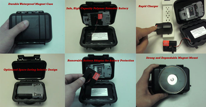 QuickTrak Pro GPS 2012