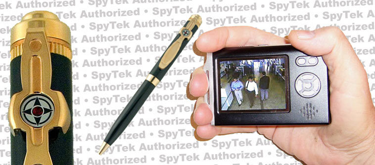Pen Video Camera