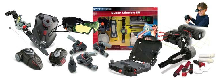 Kids Spy Equipment