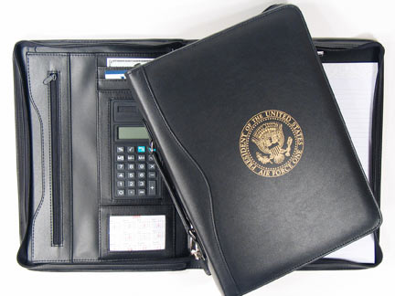 Air Force One Padfolio