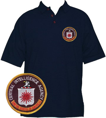 Cia Direct Embroidered Golf Shirt